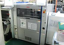 ソルダーペースト印刷機 ヤマハ製印刷機