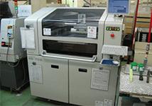 ソルダーペースト印刷機 hg700